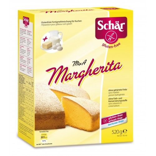 Schär mix A (Margherita) 520g