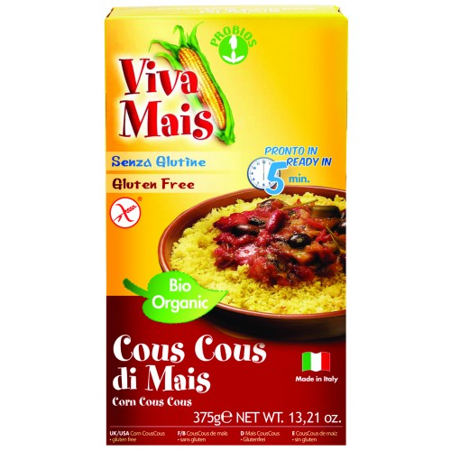 VIVA MAIS - COUSCOUS DE MAIS