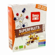 LIMA Muesli Super Fruits 250g