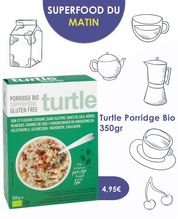 Turtle Superfood 350gr