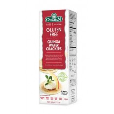 Orgran multigranen crackers met quinoa 100g