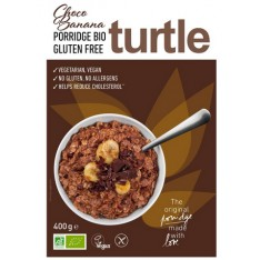Turtle Porridge Banana-Choco 400g sans gluten