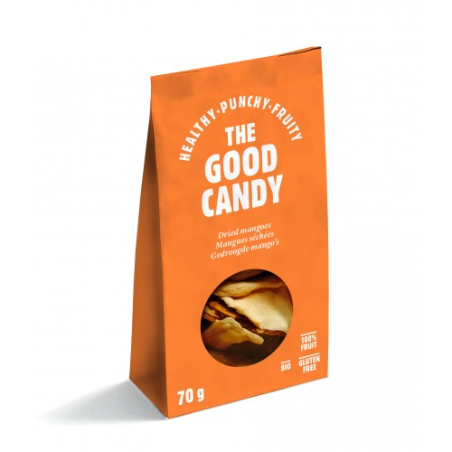 The Good Candy Mangues sechées 70G