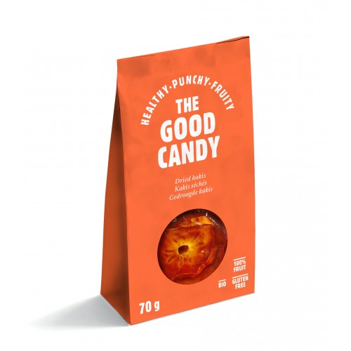 The Good Candy Kakis séchés 70G