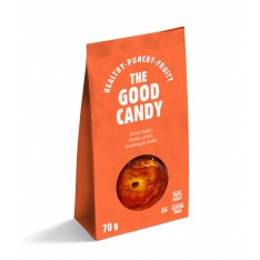 The Good Candy Gedroogde Kakis 70g