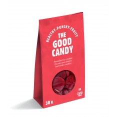 The Good Candy biscuits aux fraises 30g