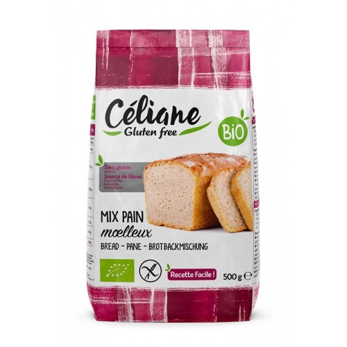 Céliane Mix pain bio 500g