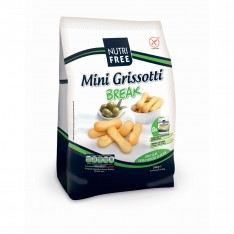 Nutri Free - Mini Grissotti Break - 150g