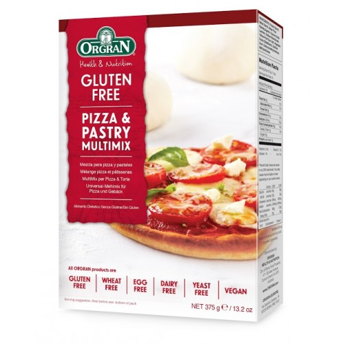 Orgran Pizza & Gebak Multimix 375g