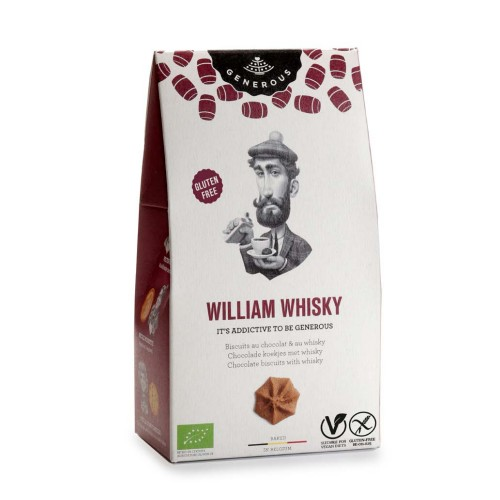 Generous William Whisky 120g