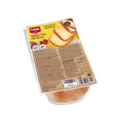 Schär brioche brood 370g
