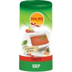 Sublimix tomatensoep saus 250g