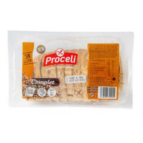 Proceli brood complet multigranen 280g