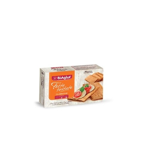 Bi-aglut toasts 240g