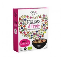 Rosies Flocons aux fruits rouges bio 250g