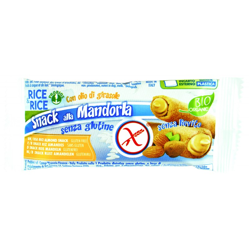 RICE SNACK AMANDES