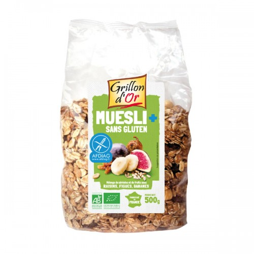 Grillons d'Or Muesli 500g