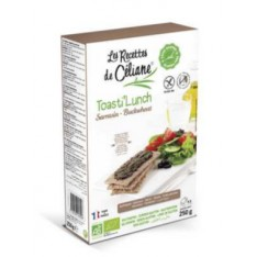 Céliane Toasti'lunch boekweit bio 250g